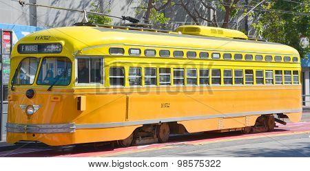 Historic street car