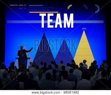 Team Teamwork Collaboration Cooperation Partner Concept