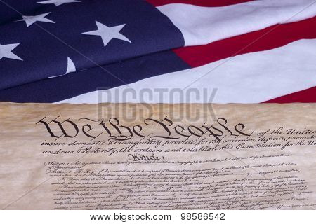 We The People Us Constitution