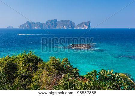 Crystal Tropical Sea