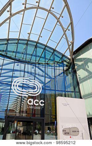 ACC Liverpool Arena.