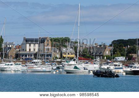 The Picturesque Port Of Ploumanac H
