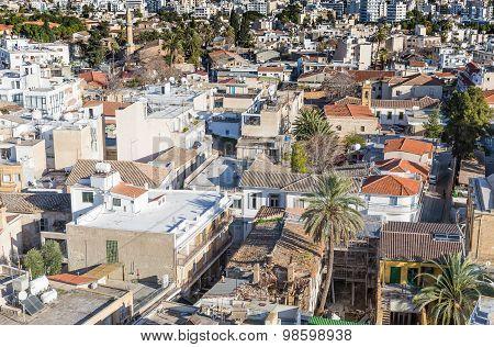 Nicosia City View