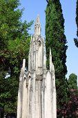 Gothic pinnacle
