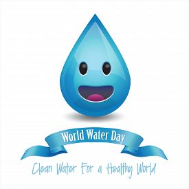 stock photo of water shortage  - World Water Day Concept  - JPG