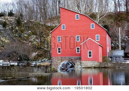 The Red Mill in New Jersey