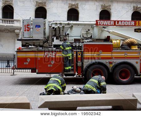New York Firemen
