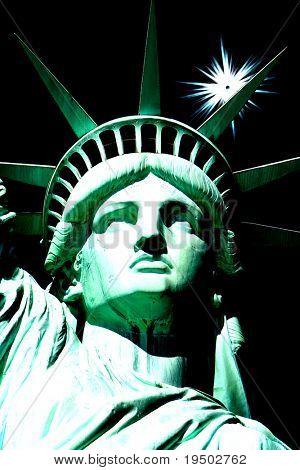 Liberty Abstract