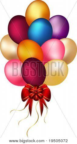 Copula of wonderful balloons