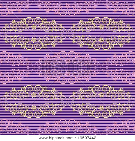 Seamless background. The classic elegant design. Lilac. Retro. One layer. Striped horizontal background. JPG (See Vector  Also In My Portfolio)