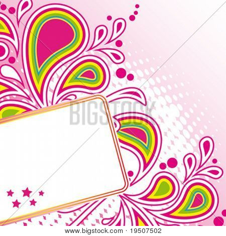 Festive abstract background   20/22. VECTOR (See Jpeg Also In My Portfolio)