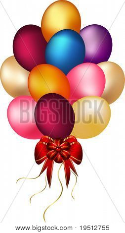 Copula of wonderful balloons