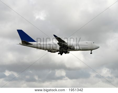 Cargo Airplane