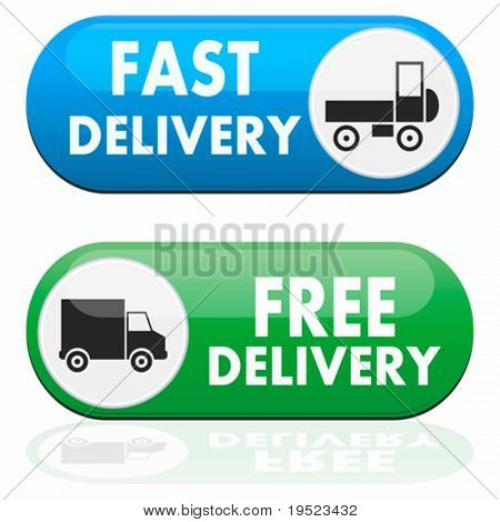 Fast Icon Free Fast And Free Delivery Icons