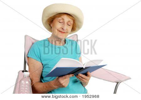 Sommer-Senior - lesen