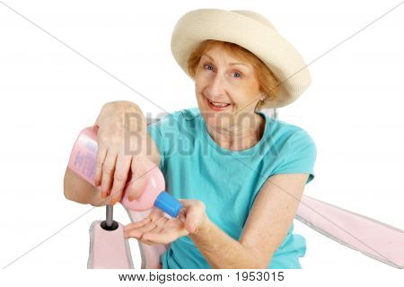 Verano Senior - protección solar