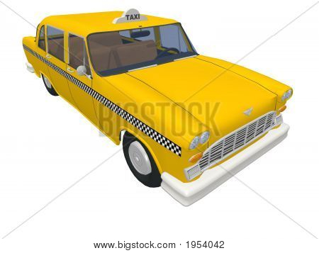 Yellow New-York Taxi