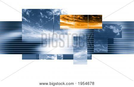 Corporate Sky Montage Design