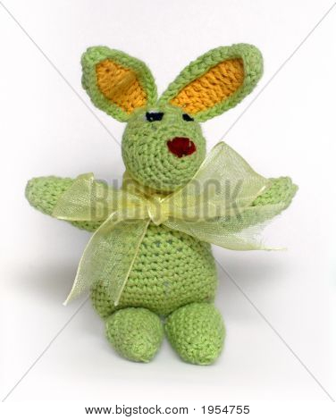One Green Rabbit
