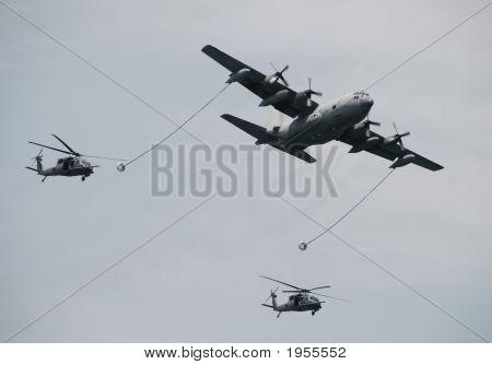 Aerial Refueling