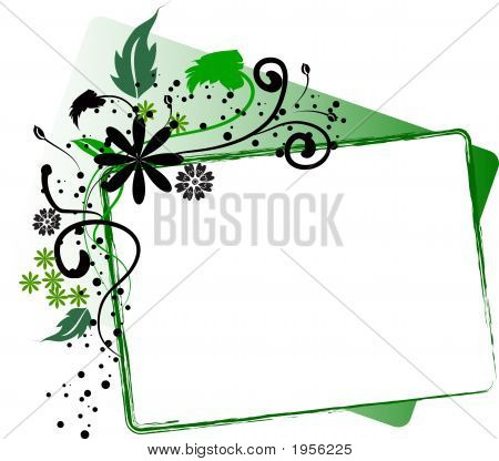 Green Boxed Interface-