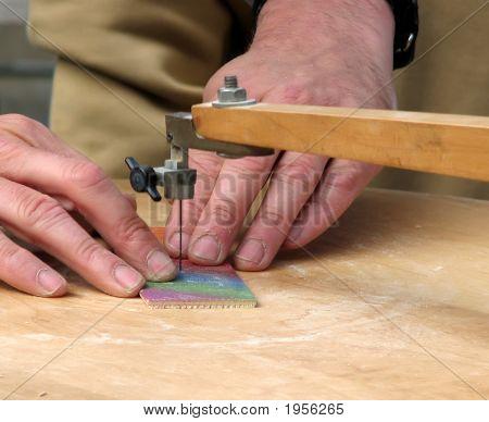 Peddler Using Jigsaw