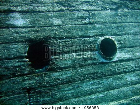 Boat Fragment