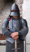 Medieval Sergeant poster