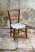 Single Vintage Chair
