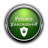 Privacy Guaranteed Icon0 poster