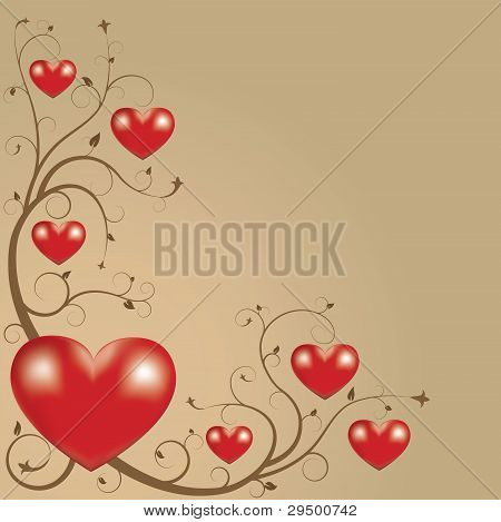 Valentine's Day Greating Card