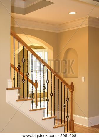 Luxury Staircase 1
