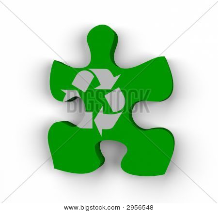 Recycling Is The Missing Piece