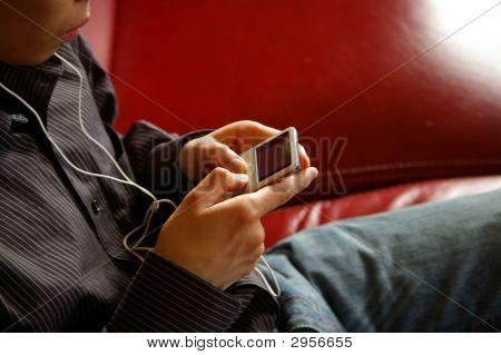 Listenning To Music