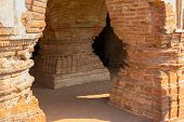Rasmancha, Oldest Brick Temple Of India Is A Famous Tourist Attraction In Bishnupur, West Bengal, In poster