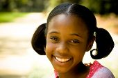 foto of young girls  - young african - JPG