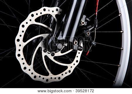 Bicycle disc brake