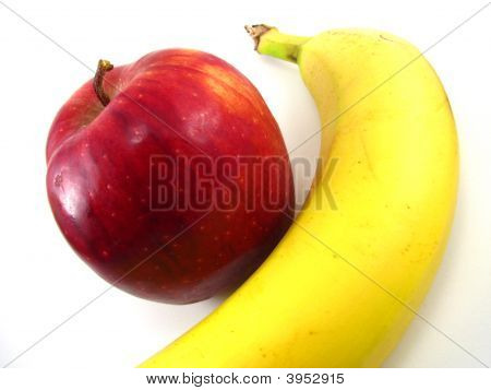 Apple And Banana