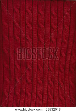 Cable Knit Background