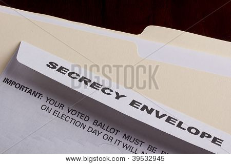 Secrecy Envelope