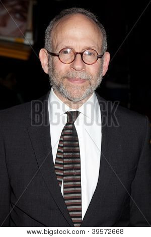NEW YORK, NY - NOVEMBER 26: Actor Bob Balaban attends the IFP's 22nd Annual Gotham Independent Film Awards at Cipriani Wall Street on November 26, 2012 in New York City.