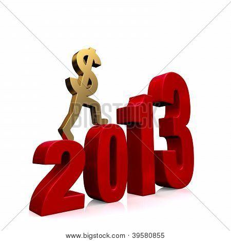 Economy Improves In 2013