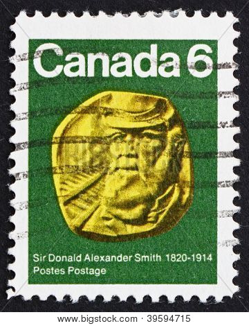 Postage stamp Canada 1970 Sir Donald Alexander Smith