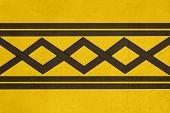 foto of west midlands  - Grunge offical flag of West Midlands region - JPG