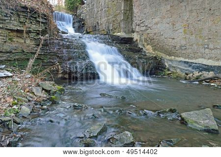 Waterfall In Step