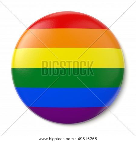Gay Pride Pin-back