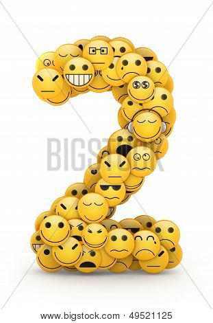 Emoticons number 2