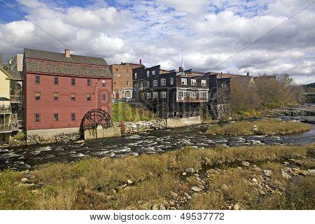 Littleton Grist Mill