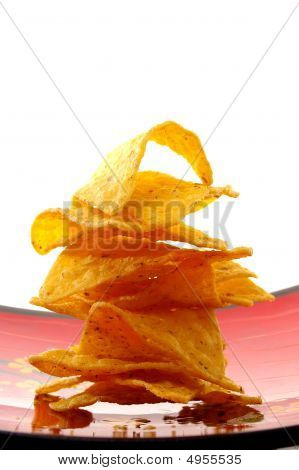 Corn Chip High