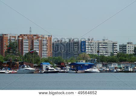 khabarovsk boat station